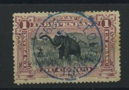 26A  Elephant  Olifant  Ø  LEOPOLDVILLE - Congo Belge