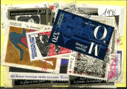 France  Années Completes (o) 1986 (59 Timbres)