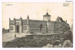 Lublin - Schloss - Zamek - 1915 - Pologne - Poland - Pologne