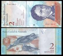 VENEZUELA :  2  Bolivares  Del  24.05.2007  Pick 88  FdS  UNC - Venezuela