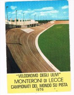 ST-290    MONTERONI : Velodromo Degli Ulivi - Stadiums