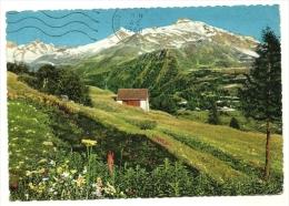 1966 - Svizzera - Cartolina Timbro Locarno, - Svizzera