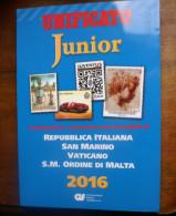 ITALIA 2016 - CATALOGO UNIFICATO JUNIOR 2016 - Italia