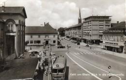 CPSM  -   KEHL  Am RHEIN  - Blick In Die Hauptstrasse    ( Autobus ) - Kehl