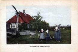 WALCHERSCHE BOERENWONING, Karte Gel.1921 - Niederlande