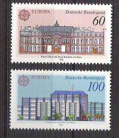 RFA - 1990 - YT N°1293, 1294 - Europa - [7] République Fédérale