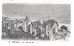 Houlgate : Les Villas Et La Plage. (voir Commentaires) - Houlgate