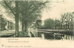 - Pays Divers - Ref -F878 - Pays Bas - Nederland - Den Haag - ´s-gravenhage - Koninginnegracht En Kanaal - - Den Haag ('s-Gravenhage)