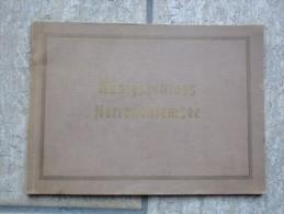 Fotomap Met 16 Foto`s Van Königsschloss Herrenchiemsee  Munchen Duitsland - Bücher, Zeitschriften, Comics