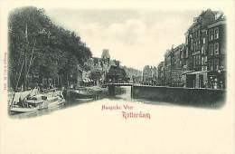 - Pays Divers - Ref -F872 - Pays Bas - Nederland - Rotterdam - Haagsche Weer - Carte Bon Etat - - Rotterdam