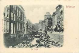 - Pays Divers - Ref - F869 - Pays Bas - Nederland - Rotterdam - Het Steiger   -  Carte Bon Etat - - Rotterdam