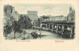 - Pays Divers - Ref - F867 - Pays Bas - Nederland - Rotterdam - Ko'k En Beustation  -  Carte Bon Etat - - Rotterdam