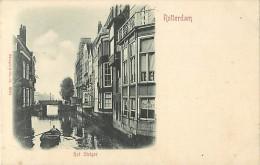 - Pays Divers - Ref - F866 - Pays Bas - Nederland - Rotterdam - Het Steiger -  Carte Bon Etat - - Rotterdam