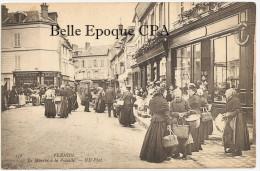 27 - VERNON - Le Marché à La Volaille +++++ ND Phot., #156 ++++++ TOP / Charcuterie LECOQ - Vernon