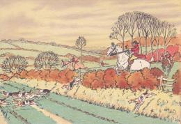 CP - HARRY ELIOTT - Barré Et Dayez - Barday - Illustrateur - Scènes De Chasses - 895A - Other Illustrators