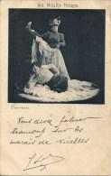 PARIS : Au Moulin Rouge - Danseuses - Cachet De La Poste 1902 - Paris La Nuit