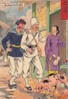 CP - JACK - Barré Et Dayez - Barday - Illustrateur - Nos Marins - 1361H - Künstlerkarten