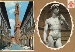 Firenze - Palazzo Vecchio - Uffizi - Davide - Firenze (Florence)
