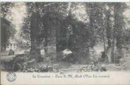 La Louvière - Parc De M Boch - Vue Des Ruines - Pas Circulé - NB - TBE - La Louvière