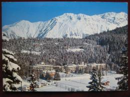 Davos (GR) - Hochgebirgsklinik Wolfgang / Bahnpost - GR Graubünden