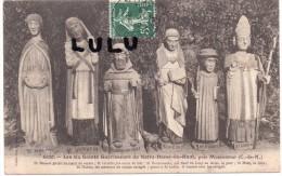 DEPT 22 : Prés De Moncontour , Les Six Saints Guérisseus De Notre Dame Du Haut - Moncontour