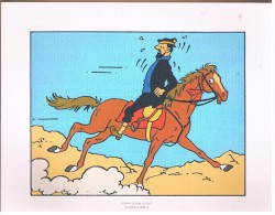 PLANCHE DESSIN TINTIN.....26 Strip 10 - Books, Magazines, Comics
