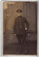 WWI - EMPIRE ALLEMAND RUSSIE - KONIGSBERG - 204 EME REGIMENT - 1917 - CARTE PHOTO MILITAIRE - Guerre 1914-18