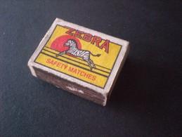 FIAMMIFERI BOX N. 1 ANNI 70 - Zündholzschachteln