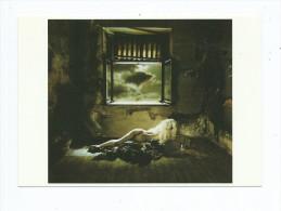 D´après Jan SAUDEK The KISS -Courtesy TORCH (femme Nu Nue Nude  Nus) Art Unlimited Amsterdam F1722*PRIX FIXE - Illustrateurs & Photographes