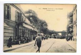 CPA 75 PARIS 16 Eme Rue D'Auteuil - District 16