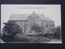SAINT-LYPHARD - L'église, Prise Au Sud - Saint-Lyphard