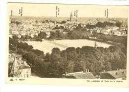 6. Niort Vue Génèrale Et Place De La Brèche - Niort