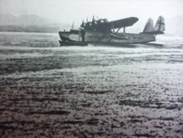 """Fort De France , Hydravion Postal De La """" Pan Américan """" , Héliogravure De 1952 - Documents Historiques"""