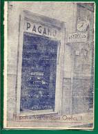 JEWELS & CLOCKS - PAGANO Napoli Oreficeria E Gioielleria - Concessionario ASTROLUX - PHILIP And PHIGIED ADVERTISEMENT - Schmuck & Uhren