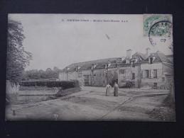 JOUY-EN-JOSAS - Moulin Saint-Martin Dufayel Charette Byrrh - Jouy En Josas