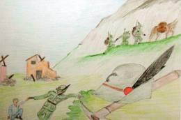 Annullo Cartolina Ufficiale Sezione Gruppo Alpini Castelvetro Piacentino ANA Don Gnocchi - Affrancature Meccaniche Rosse (EMA)