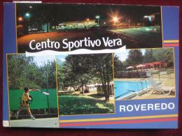 "Roveredo (GR) - Mehrbildkarte ""Centro Sportivo Vera"" / Campeggio Vera - GR Grisons"