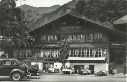 CHALET HOTEL KREUZ, BRIENS, BERNE, SWITZERLAND. - BE Berne