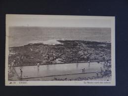 YPORT - Le Bassin Carré Des Enfants - Piscine Eau De Mer Baignade - Yport