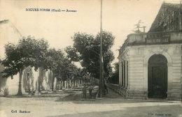 30  AIGUES VIVES   AVENUE - Aigues-Vives