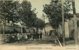 30  AIGUES VIVES  L'AVENUE   2 - Aigues-Vives