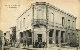 30  AIGUES VIVES  L'HOTEL DE VILLE - Aigues-Vives