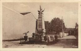 30  AIGUES VIVES  LE MONUMENT AUX MORTS - Aigues-Vives