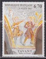 = Fresques De Tavant (Indre Et Loire) Scène Avec Deux Personnages N°3049 Neuf - Neufs