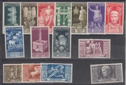 Regno D´Italia - 1937 - Bimillenario Della Nascita Di Augusto ** - Nuovi