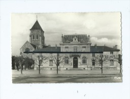 CPSM - Betheniville  -  La Mairie - Bétheniville