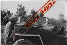Général Leclerc - Alger - Algérie - Guerre - (archives Colonel Perrotte) - Photo - Guerre, Militaire