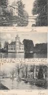 Breda Ginneken Villa Mariendal Kasteel Bouvigne Villa Maria En Duivelsbrug 3 Cartes - Breda