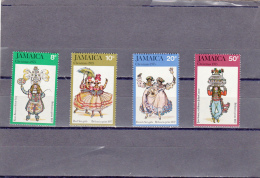Jamaica Nº 410 Al 413 - Jamaica (1962-...)