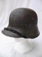 Casque Allemand Stalhelm - WWI - 1914-18
